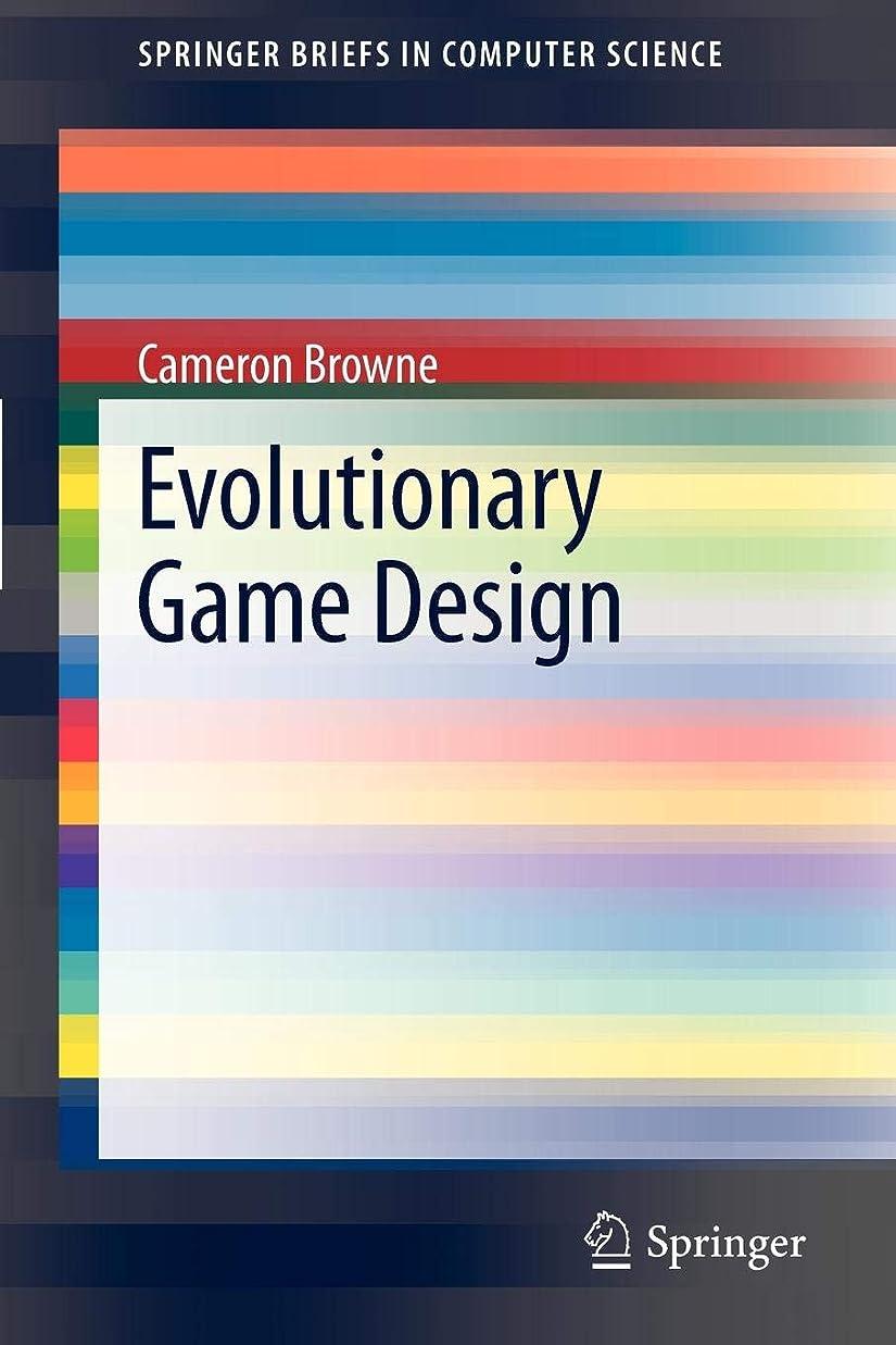 偽善者シネマジャンクションEvolutionary Game Design (SpringerBriefs in Computer Science)