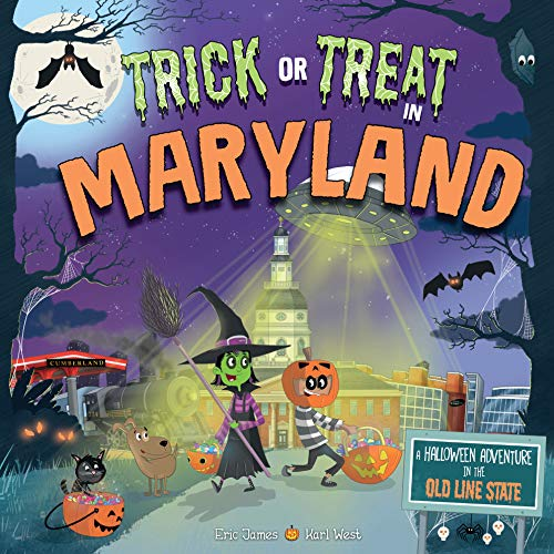 Trick or Treat in Maryland: A Halloween Adventure in the Old Line State