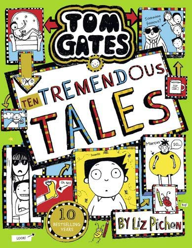Tom Gates 18: Ten Tremendous Tales (the brand new bestseller!)