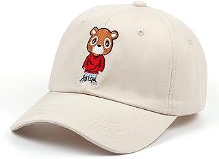 c9fc62268dc5c MingDe Sports Lovely Cartoon Baseball Cap Summer Dad Hat Kanye West Men  Women Snapback Unisex Hip