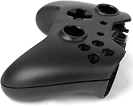 Homyl 2-in-1 Full Housing Shell Kit for Xbox One Wireless Controller Buttons Set Replacement Parts - Black