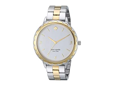 Kate Spade New York 38 mm Morningside Watch KSW1533 (Gold/Silver) Watches
