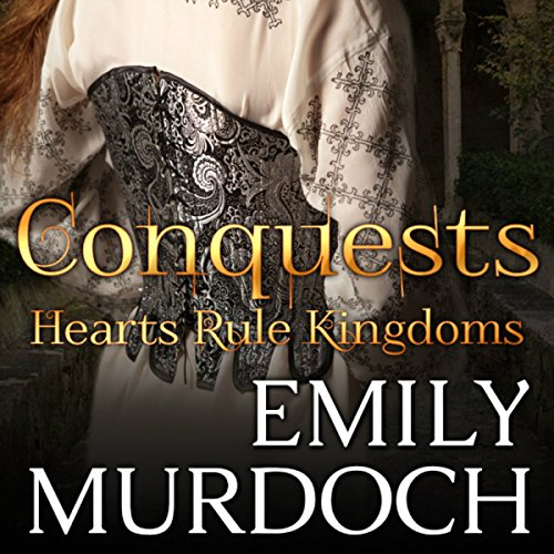Conquests audiobook cover art