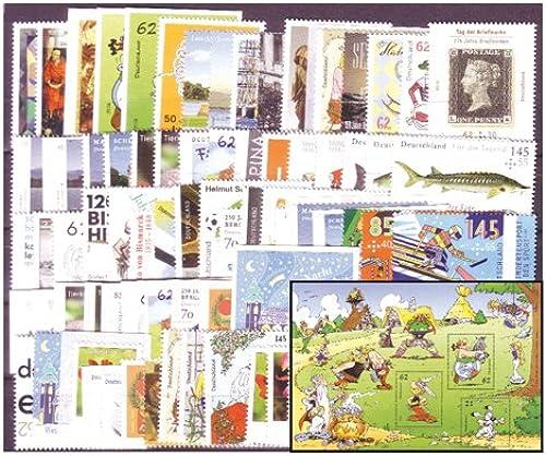 Goldhahn BRD Bund Jahrgang 2015 postfrisch komplett Briefmarken für Sammler