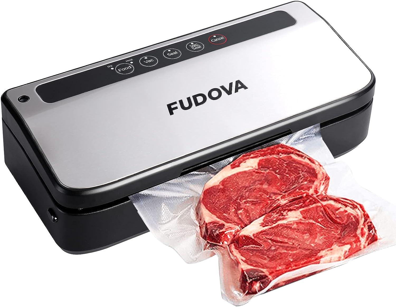 FUDOVA Vacuum Sealer Machine Food Saver for 80Kpa V Cheap SALE Start Keep Surprise price Fresh