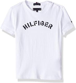 Tommy Hilfiger Boy's Essential Graphic Short Sleeve T-Shirt