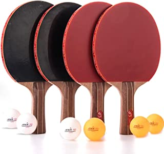 Best wooden ping pong paddle Reviews