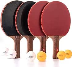 Best table tennis racket online Reviews