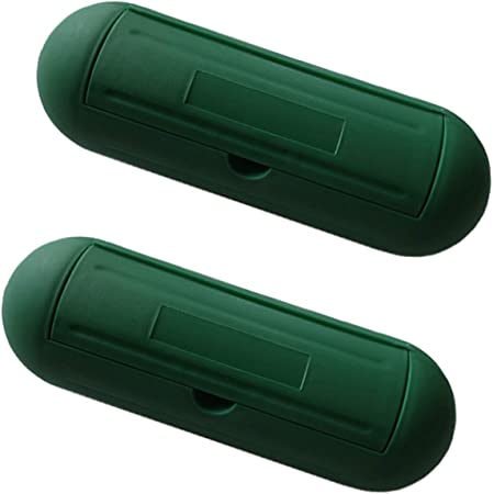 Perfecthd Outdoor Safebox Sicherheitsbox Für Kabelverbindungen Im Freien Outdoor Kabelverbinder 2er Set Grün Baumarkt