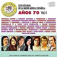7 Decadas De La Mejor Musica Espanola Anos 70 Vol 4 / Various