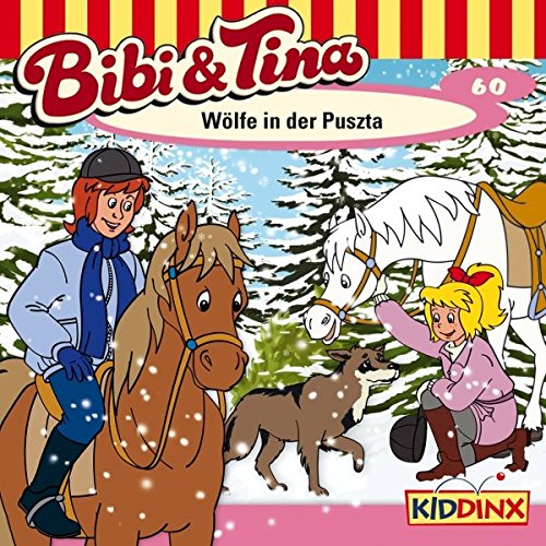 Wölfe in der Puszta audiobook cover art