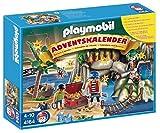 PLAYMOBIL - Calendario de Navidad Tesoro de los Piratas (4164)