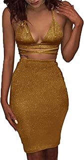 Best crop top and high waist skirt Reviews
