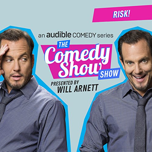 Ep. 8: RISK! (The Comedy Show Show) audiobook cover art