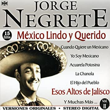 Jorge Negrete Vol II.