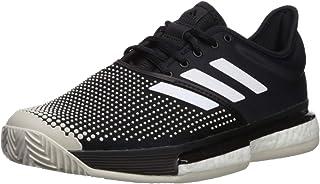 adidas Men's Solecourt Boost Clay Tennis Shoe