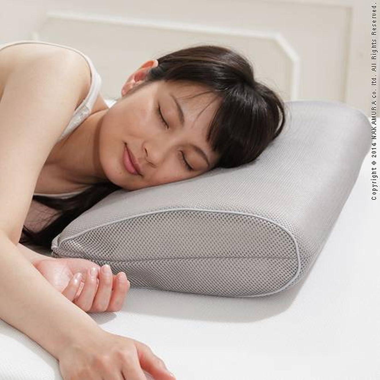 アルバニー無条件酸度洗える 高反発 枕 32×50cm ホワイト