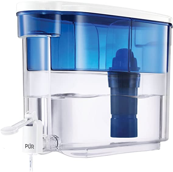 PUR DS1800Z 18-Cup Dispenser with Basic Filter