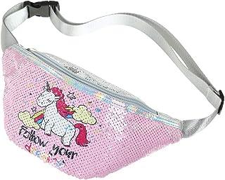 Bolso Cinturon con Correa Ajustable Ri/ñonera Ni/ña con Estampado Mu/ñecas LOL p/úrpura L.O.L Surprise Regalos LOL Surprise para Ni/ñas Adolescentes Bolso Ri/ñonera Color Rosa para Ni/ñas LOL Dolls