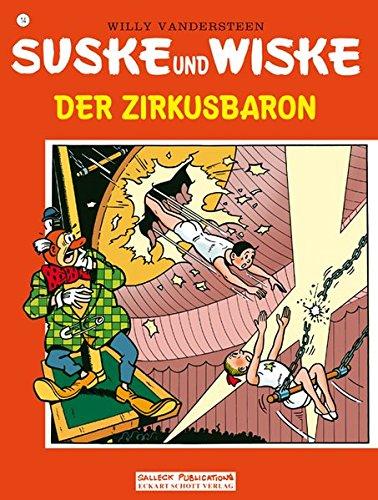 Suske und Wiske 14: Der Zirkusbaron (Comic)