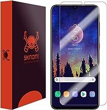 Skinomi Screen Protector Compatible with Samsung Galaxy A70 (SM-A705) Clear TechSkin TPU Anti-Bubble HD Film