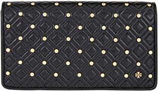 Tory Burch Fleming Ladies Large Leather Stud Clutch 45190001
