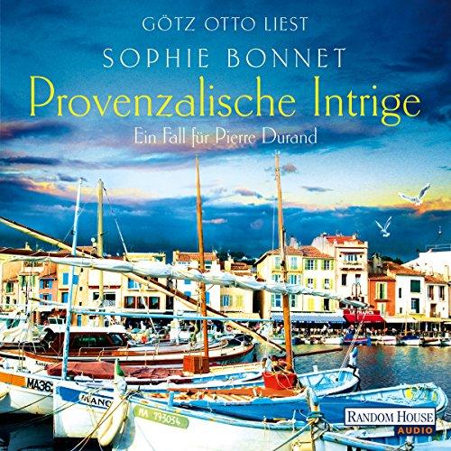Provenzalische Intrige audiobook cover art