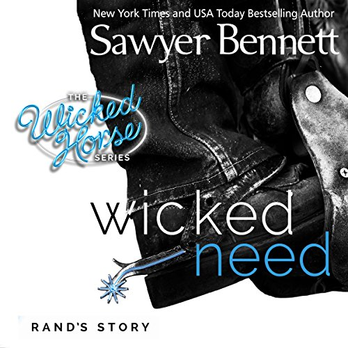 Wicked Need audiobook cover art