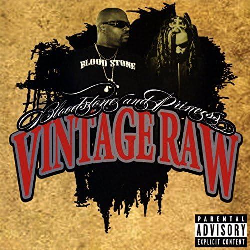 Bloodstone the Street Preacher & Princess Rap Messiah