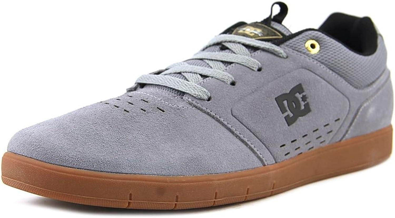 DC Mens Cole Signature Grey Gum shoes Size 10