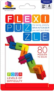 Gamewright Flexi Puzzle Brain Teaser, Multi, Standard