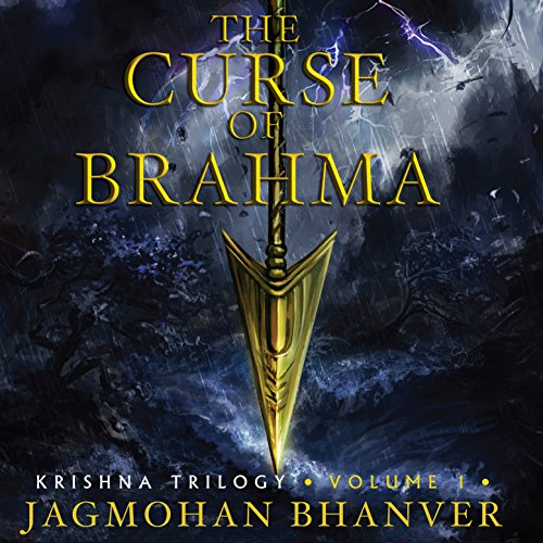 The Curse of Brahma audiobook cover art