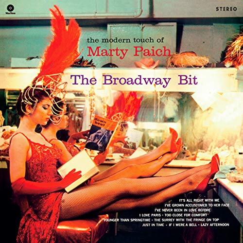 The Broadway Bit (Ltd. Edition 180gr) [Vinyl LP]