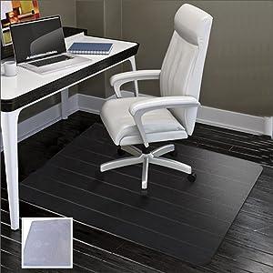 SHAREWIN Large Office Chair Mat for Hard Floors