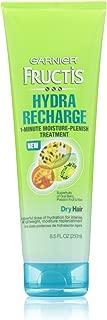 Garnier Fructis Hydra Recharge 1 Minute Moisture-Plenish Treatment for Normal to Dry Hair, 8.5 Fluid Ounce