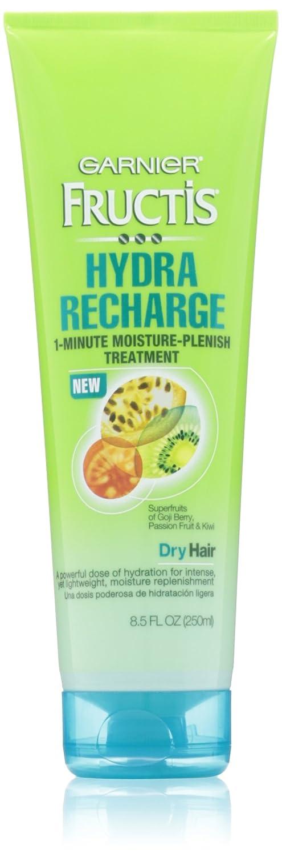 New arrival Garnier Fructis Indefinitely Hydra Recharge Moisture-Plenish 1 Treatme Minute