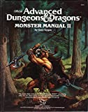 Advanced Dungeons and Dragons Monster Manual II - Gary Gygax