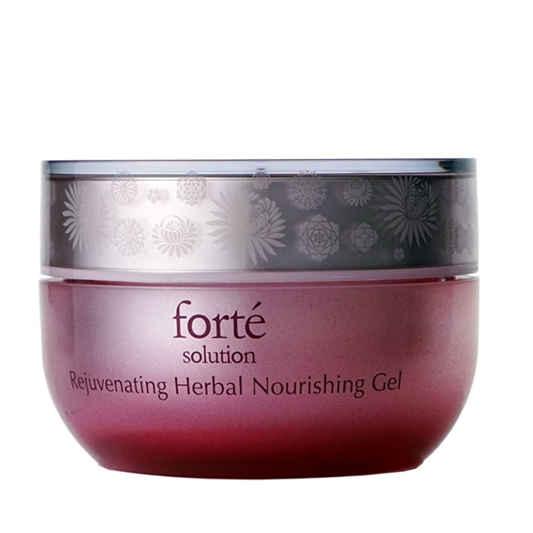 珍味充電療法FORTE Rejuvenating Herbal Nourshing Gel (For All Skin Type) 55ml/1.84oz並行輸入品