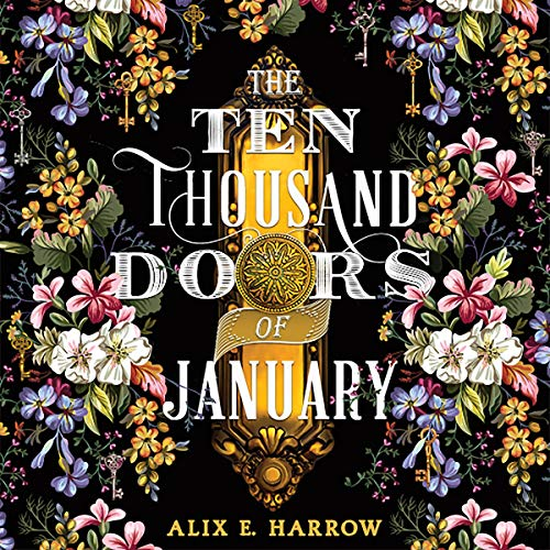 The Ten Thousand Doors of January cover art