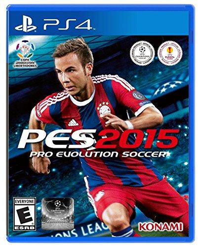 Pro Evolution Soccer 2015 - PlayStation 4