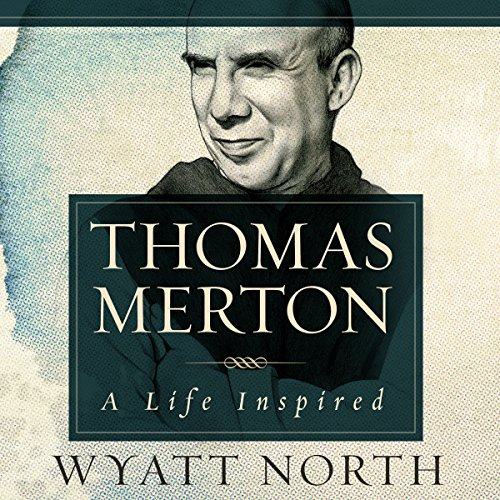 Thomas Merton audiobook cover art