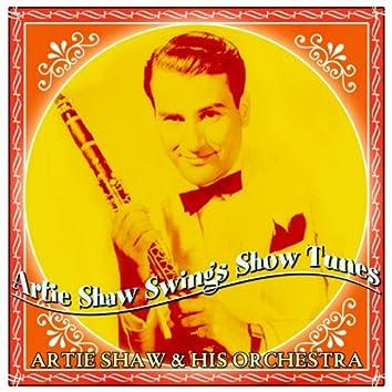 Artie Shaw Swings Show Tunes