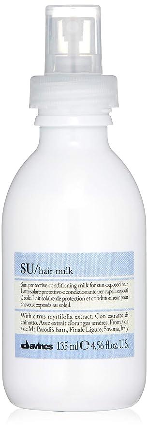 評価するとして関与する髪のミルクミルクソーラーprottettivo 135ミリリットル新しいパック - エディション2018年のDavines
