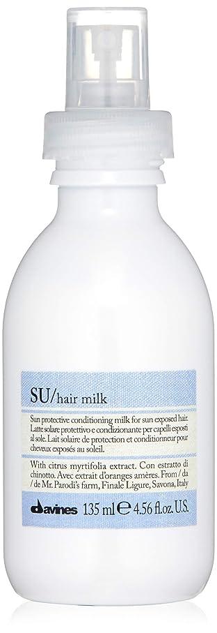 感じるオーナー理論的髪のミルクミルクソーラーprottettivo 135ミリリットル新しいパック - エディション2018年のDavines