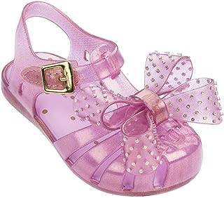 Mini Children Bow Sandals Roman Jelly Non-Slip Beach Kids Shoes