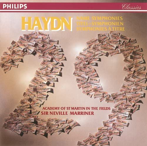 English Chamber Orchestra, Raymond Leppard, Academy of St. Martin in the Fields & Sir Neville Marriner