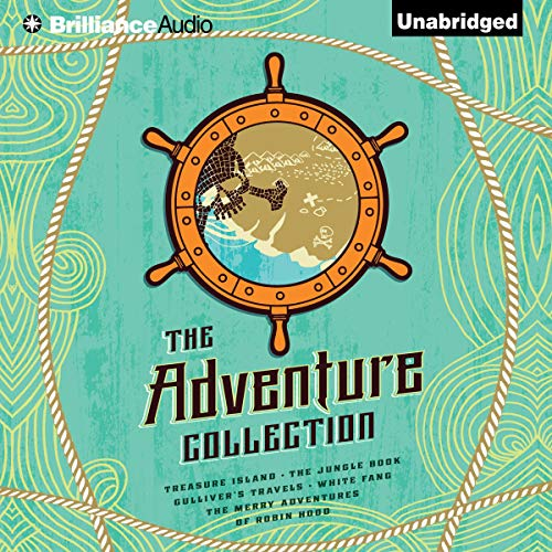 Couverture de The Adventure Collection