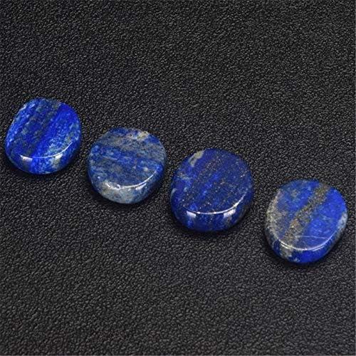 BIMUS 4pcs Natural Crystal Stone Healing Max 77% OFF Lapis online shop Lazuli Gemstones