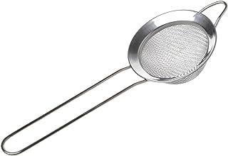 Passoire de cuisine en acier inoxydable ORBLUE 10,16 cm Passoire /à maille fine pour nourriture