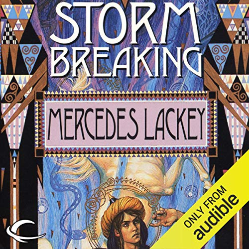 Storm Breaking audiobook cover art